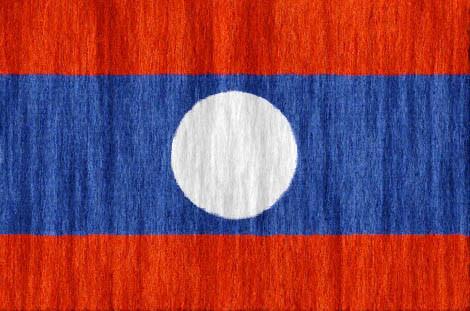 Laos Map