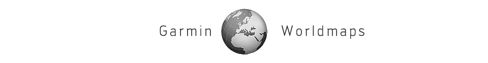 Logo Garmin Worldmaps