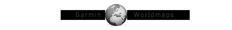 Logo Garmin Worldmaps