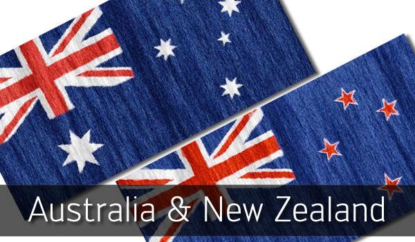 Garmin Australia Map.Australia New Zealand Map