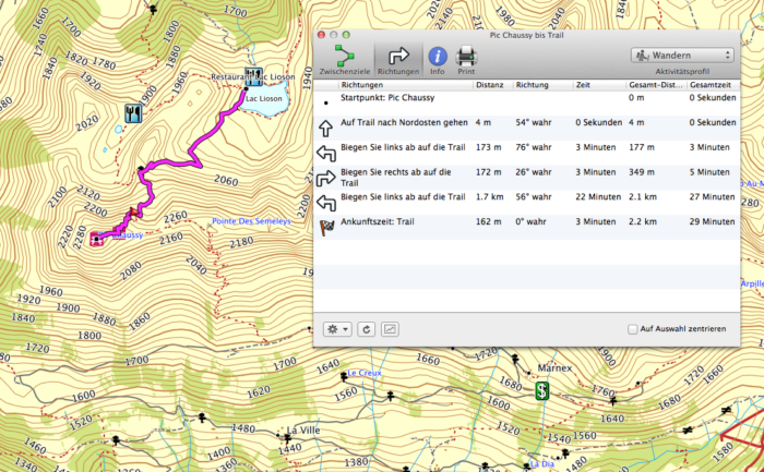 Download topographic map Switzerland for Garmin
