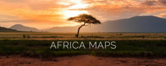Africa Maps for Garmin