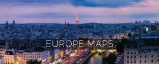Europe Maps for Garmin