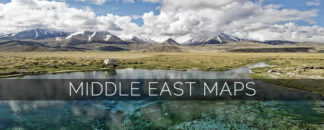 Middle-East Maps for Garmin