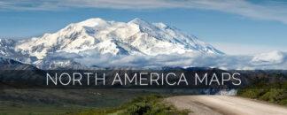 North America Maps for Garmin