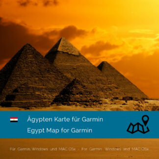 Egypt Garmin Map Download