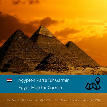 Egypt Garmin Map Download
