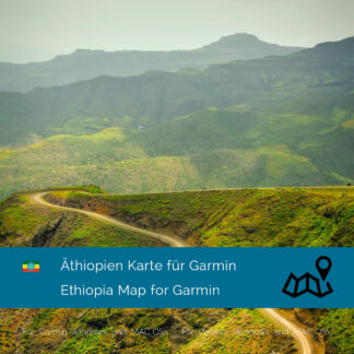 Ethiopia Garmin Map Download
