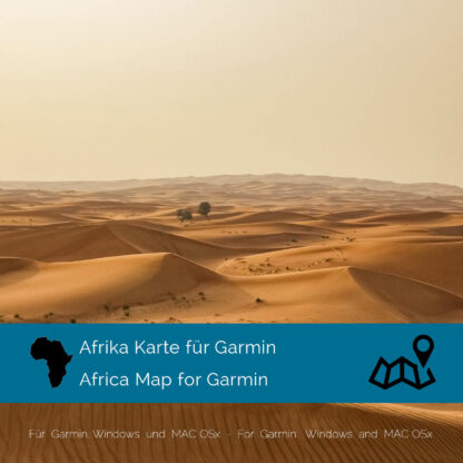 Africa Garmin Map Download