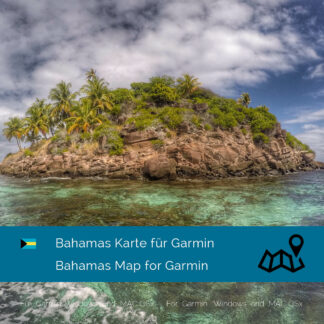 Bahamas Garmin Map Download