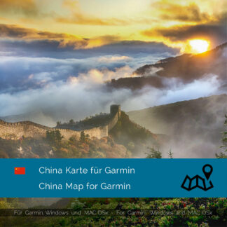China Garmin Map Download