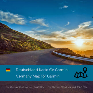 Germany Garmin Map Download