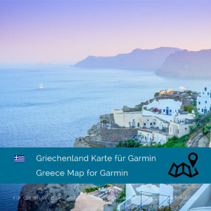 Greece Garmin Map Download