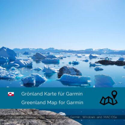 Greenland Garmin Map Download