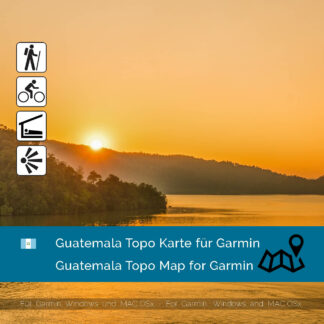 Guatemala Garmin Map Download