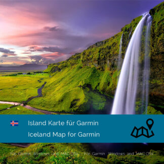 Iceland Garmin Map Download