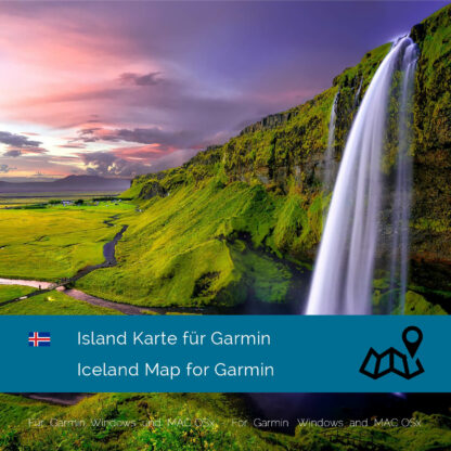 Iceland Garmin Map Download