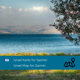 Israel garmin Map Download
