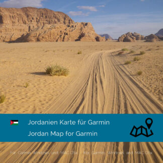 Jordan Garmin Map Download