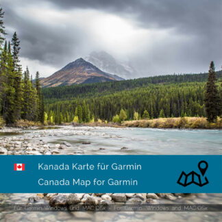 Canada - Download GPS Map for Garmin | Garmin WorldMaps