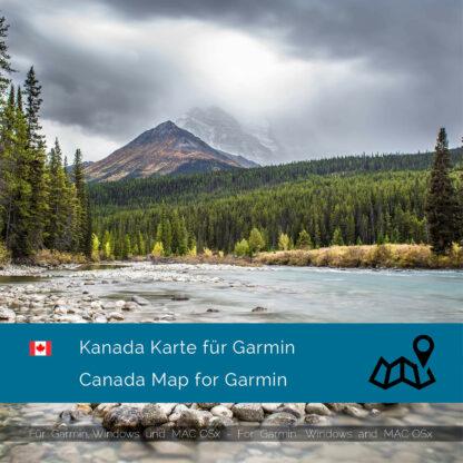 Canada - Download GPS Map for Garmin | Garmin WorldMaps