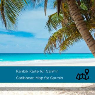 Caribbean Garmin Map Download