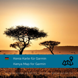 Kenya Map Garmin Download