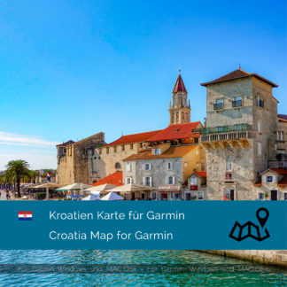Croatia Garmin Map Download