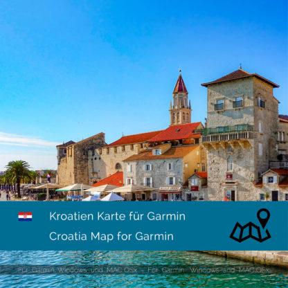 Croatia Garmin Map Download