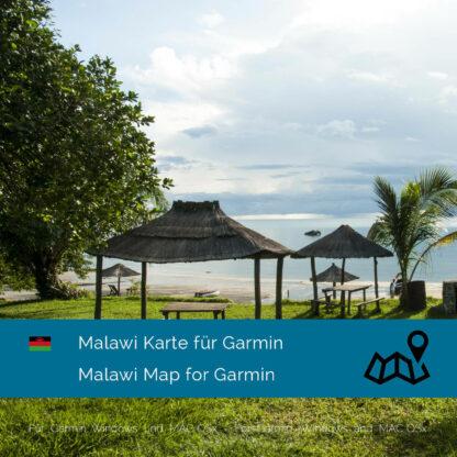 Malawi - Download GPS Map for Garmin PC & MAC   Garmin WorldMaps