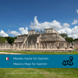Mexico Garmin Karte Download