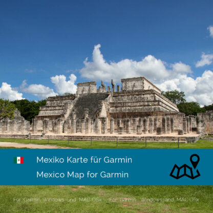 Mexico Garmin Karte Download