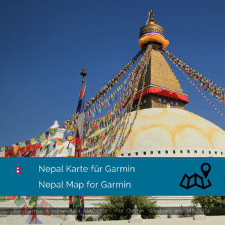 Nepal Garmin Map Download