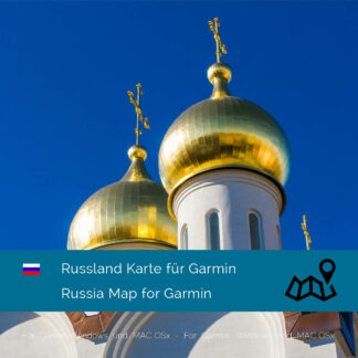 Russia Garmin Map Download