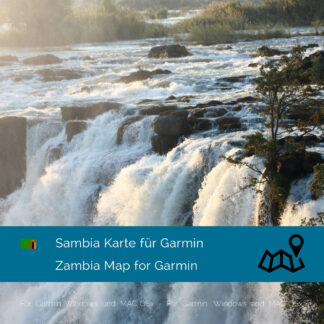 Zambia Garmin Map Download