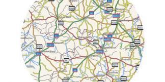 Mac Maps for Apple
