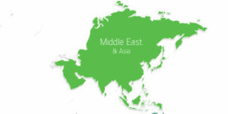 Middle-East Maps