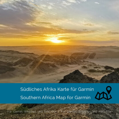 Southern Africa Garmin Map Download