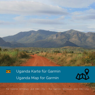 Uganda Garmin Map Download