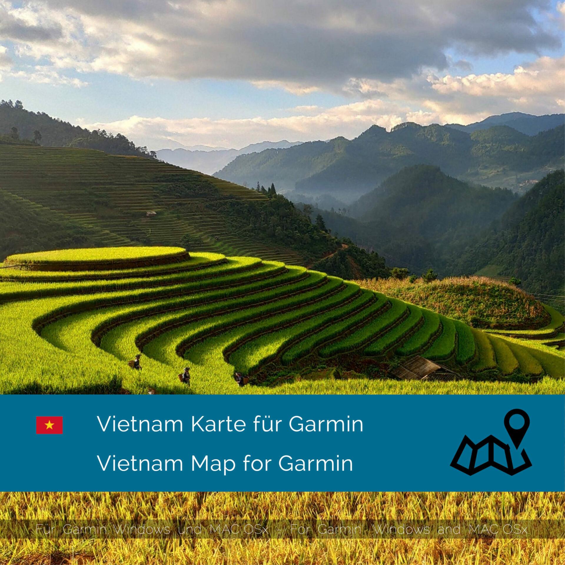 Vietnam Download Gps Map For Garmin Garmin Worldmaps